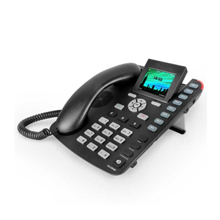 Tecdesk 3600 3G bordtelefon med Bluetooth